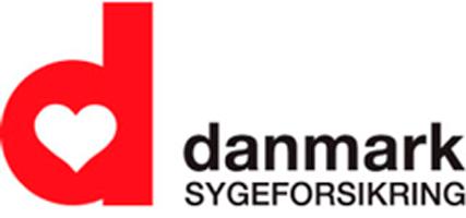 Danmarks sygeforsikring logo